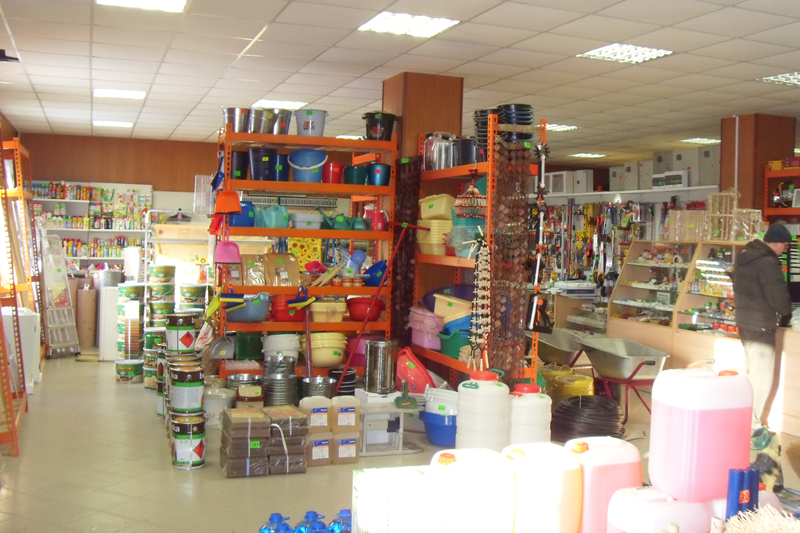 Программа автоматизации , магазин промтовары, стройматериалы - Семенки