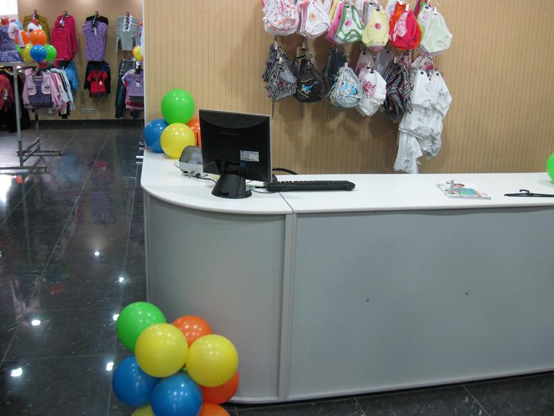Программа автоматизации , детский,магазин, , одежда - Томск