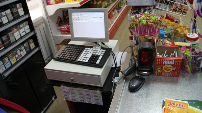 Программа автоматизации автоматизация, Астана, кассир, бизнесрост, Бизнес Рост, минимаркет, продукты, питание, напитки, хоз, хозяйственные, товары, колбасы, Сатти - Астана