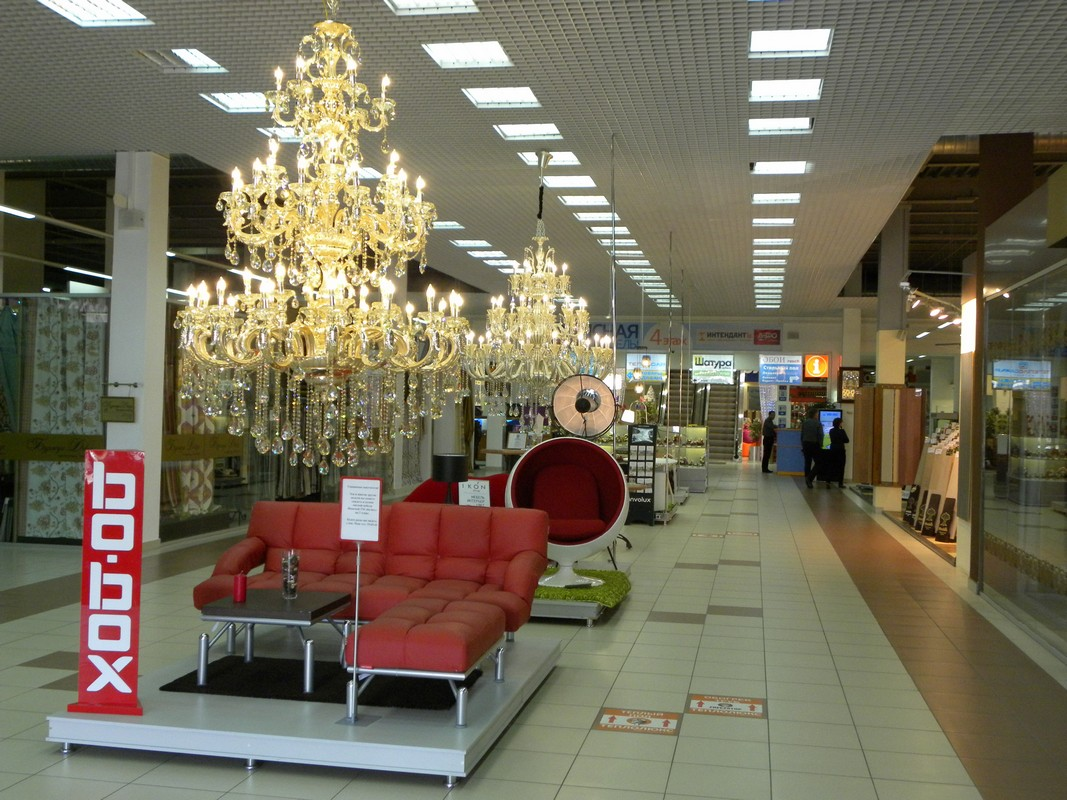 Декор интерьер омск