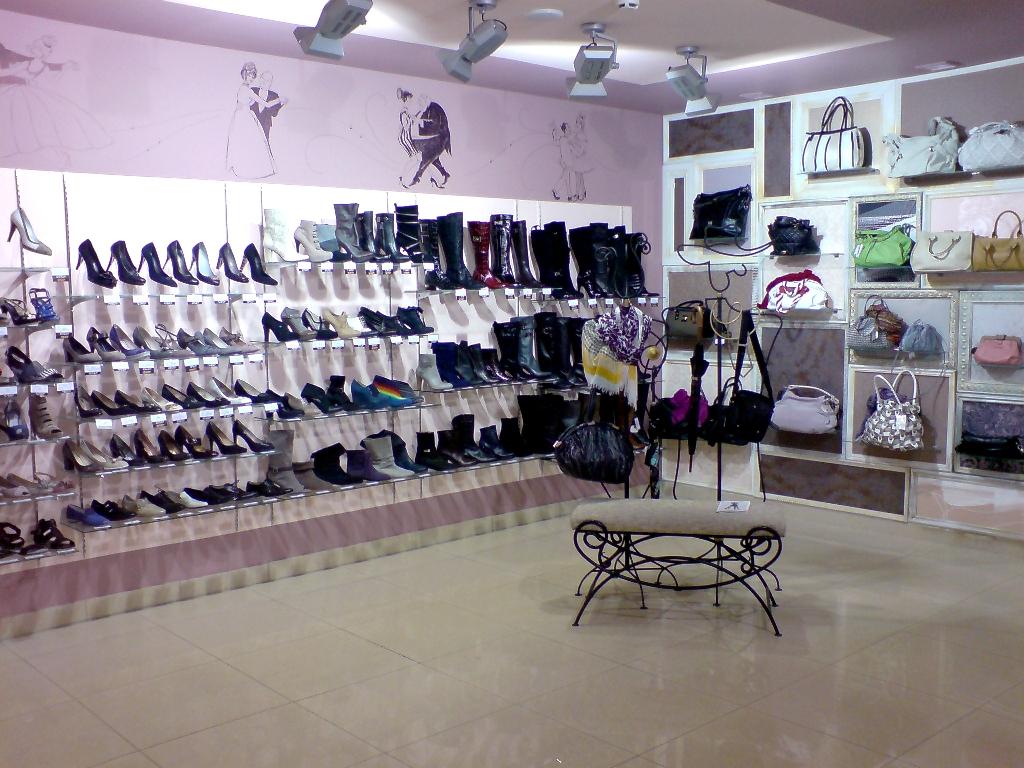 Программа автоматизации салон, бутик, сумки, обувь - Череповец