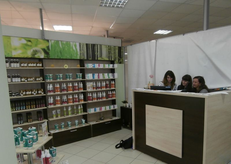 Магазин косметики программа