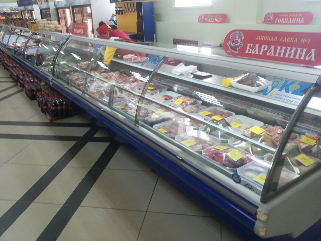 Программа автоматизации автоматизация, Астана, кассир, бизнесрост, Бизнес Рост, минимаркет, продукты, питание, колбасы, мясные изделия - Астана