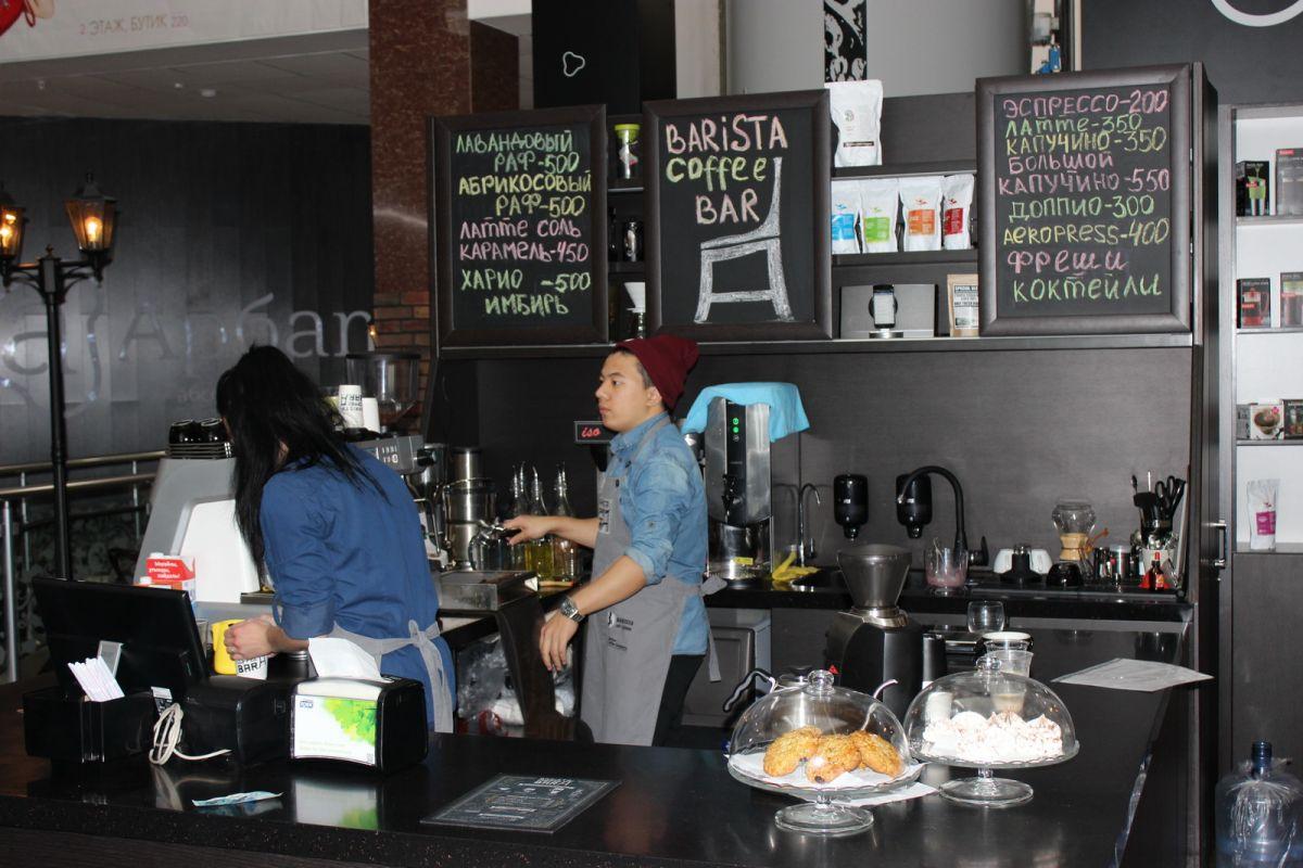 Программа автоматизации , кофейня - Караганда