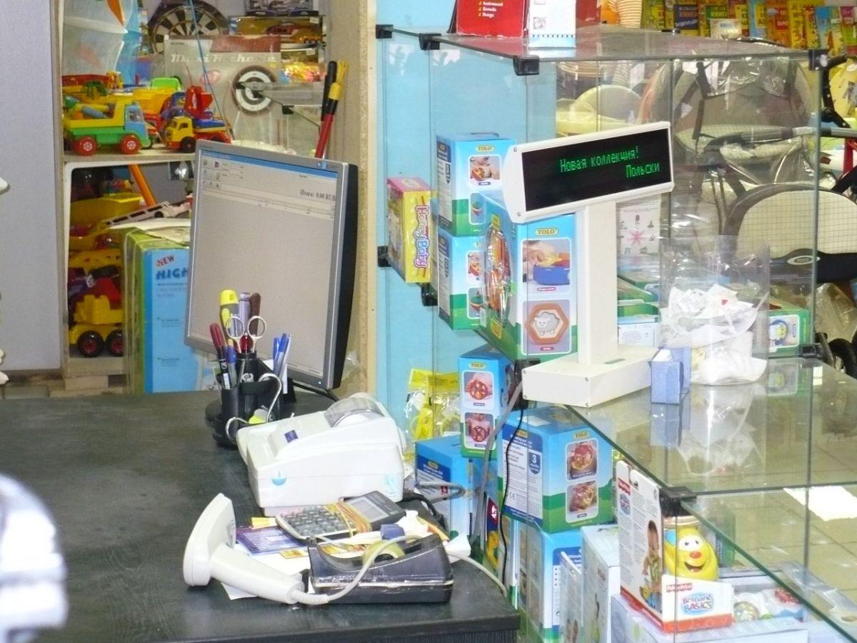 Программа автоматизации ,детский, магазин, бутик, одежда, 54-ФЗ ,54ФЗ, онлайн кассы, онлайн-касса - Подольск