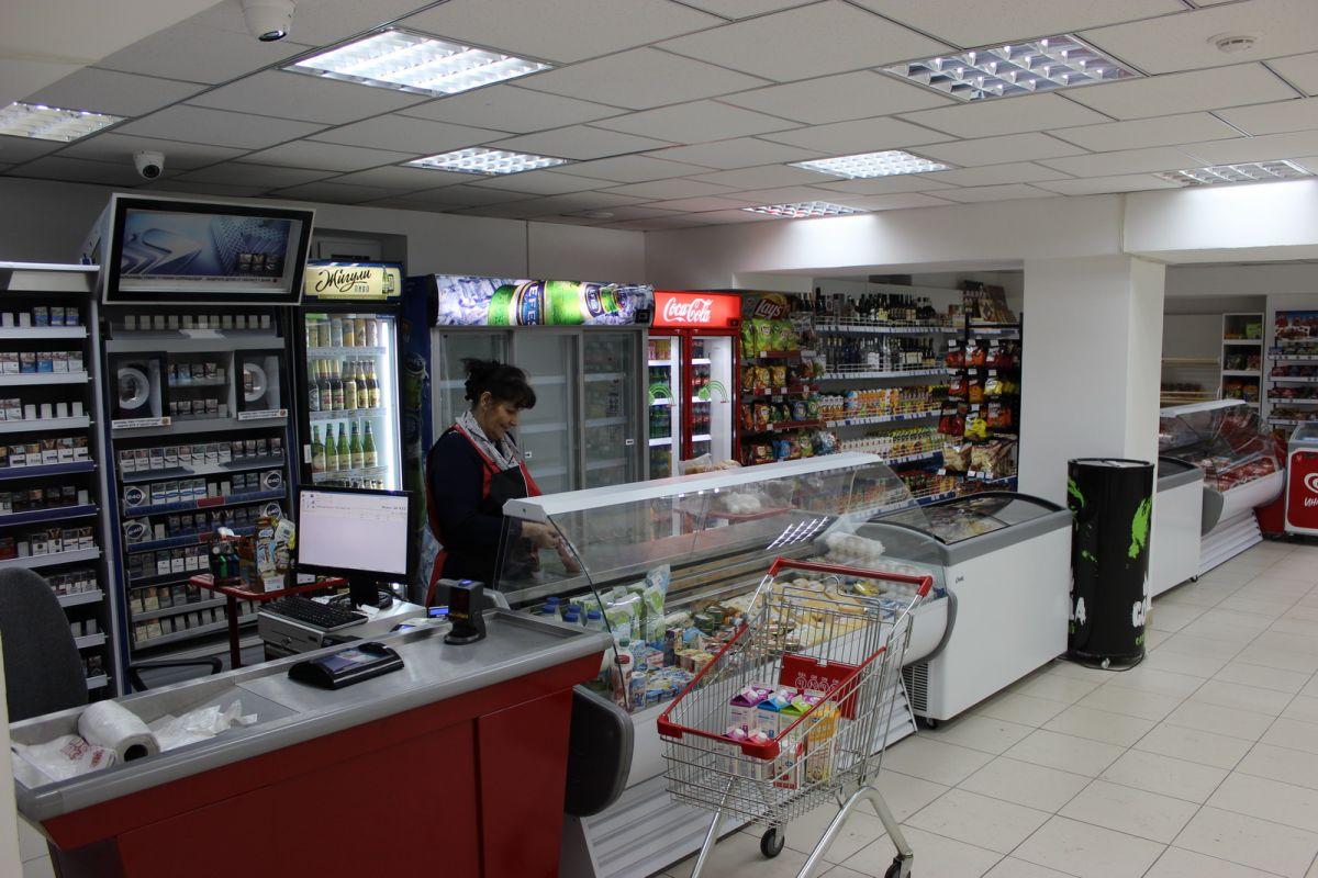 Программа автоматизации , супермаркет - Караганда