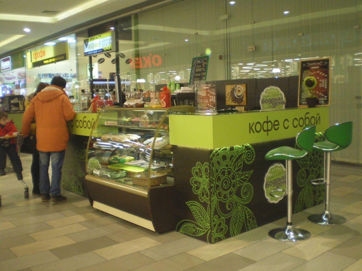 Программа автоматизации , кофейня - Москва