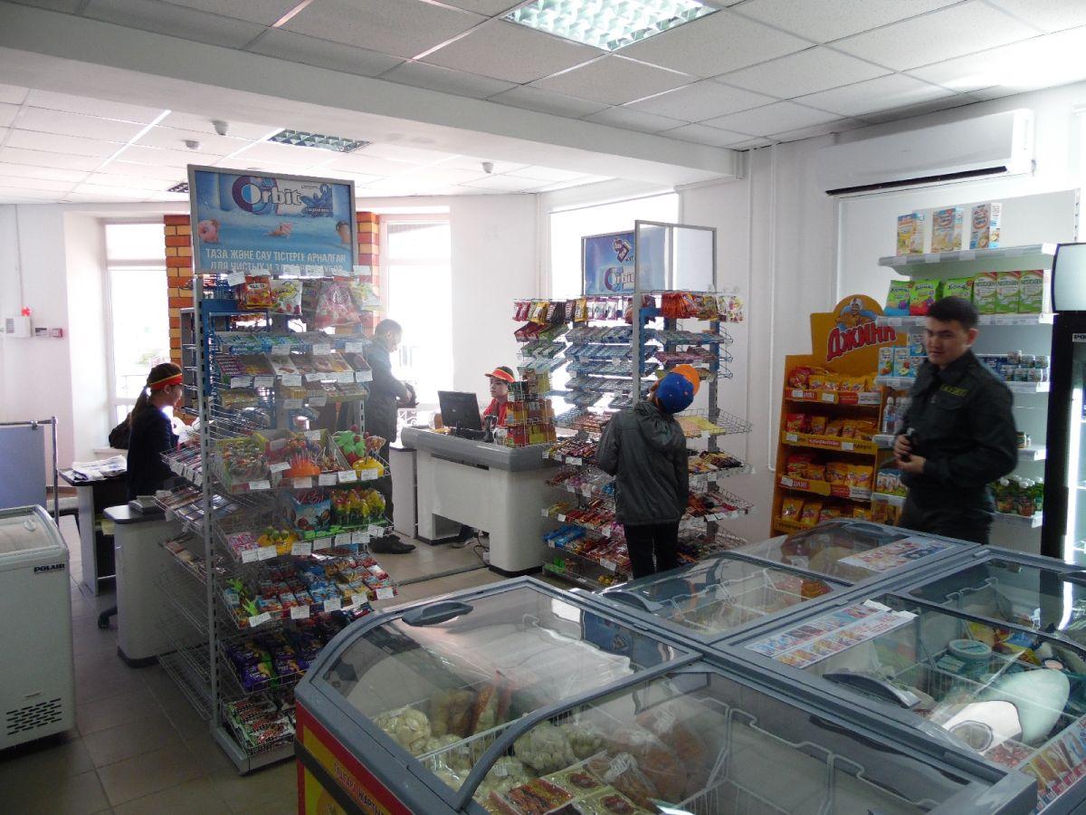 Строй магазин рыбацкое
