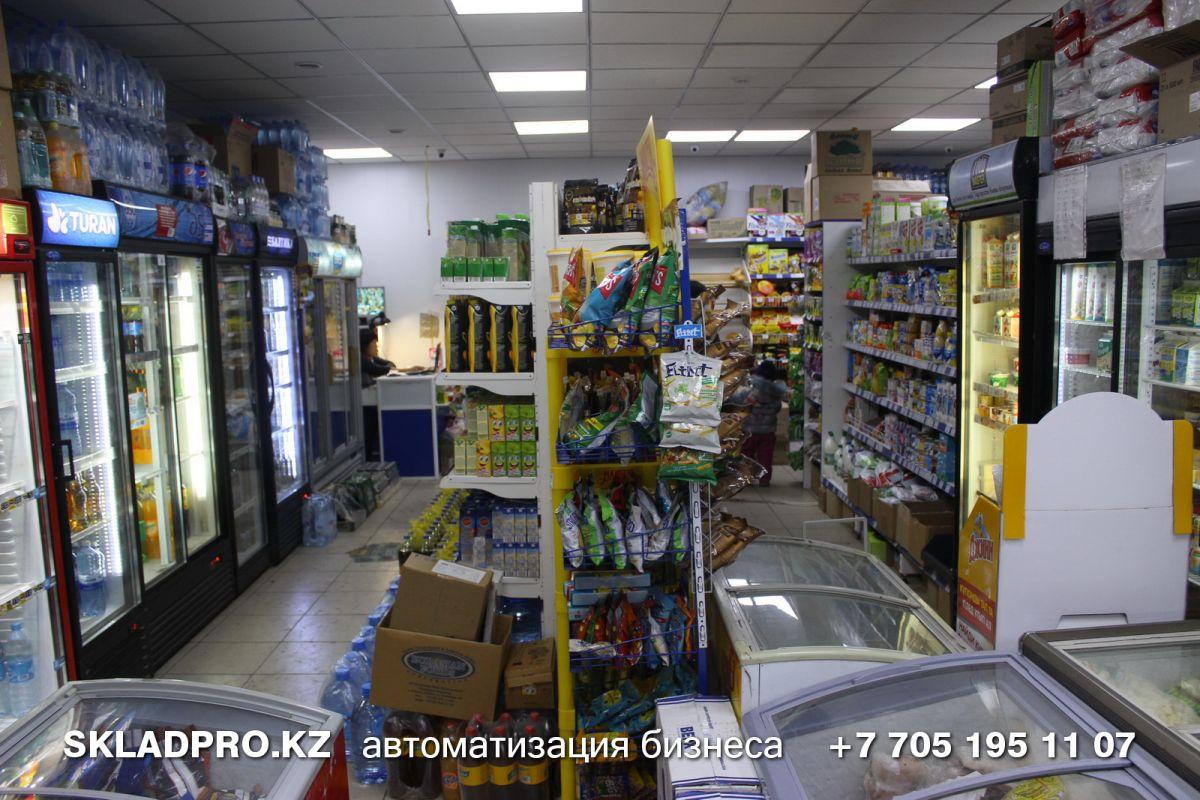 Программа автоматизации , магазин - Караганда