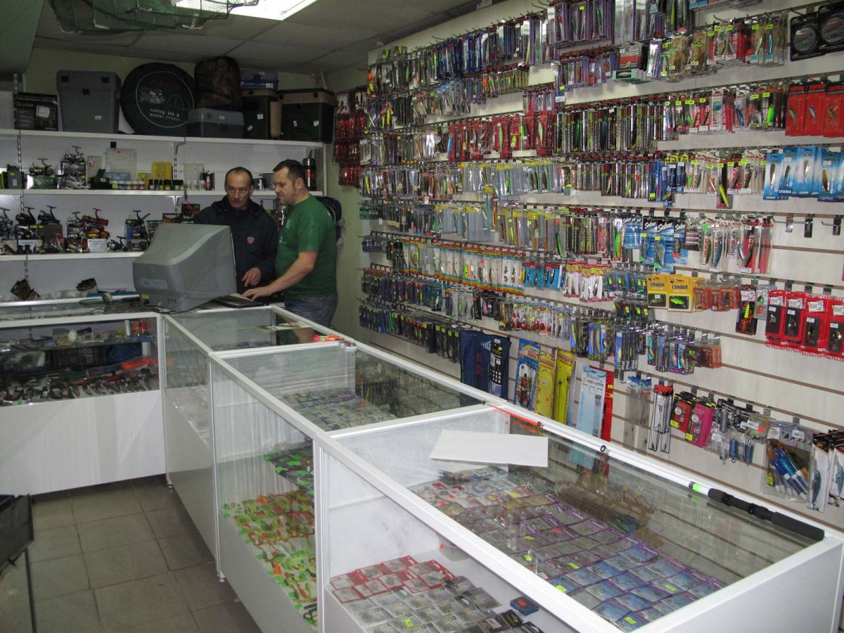 Охотничьи и рыболовные магазины города Киев