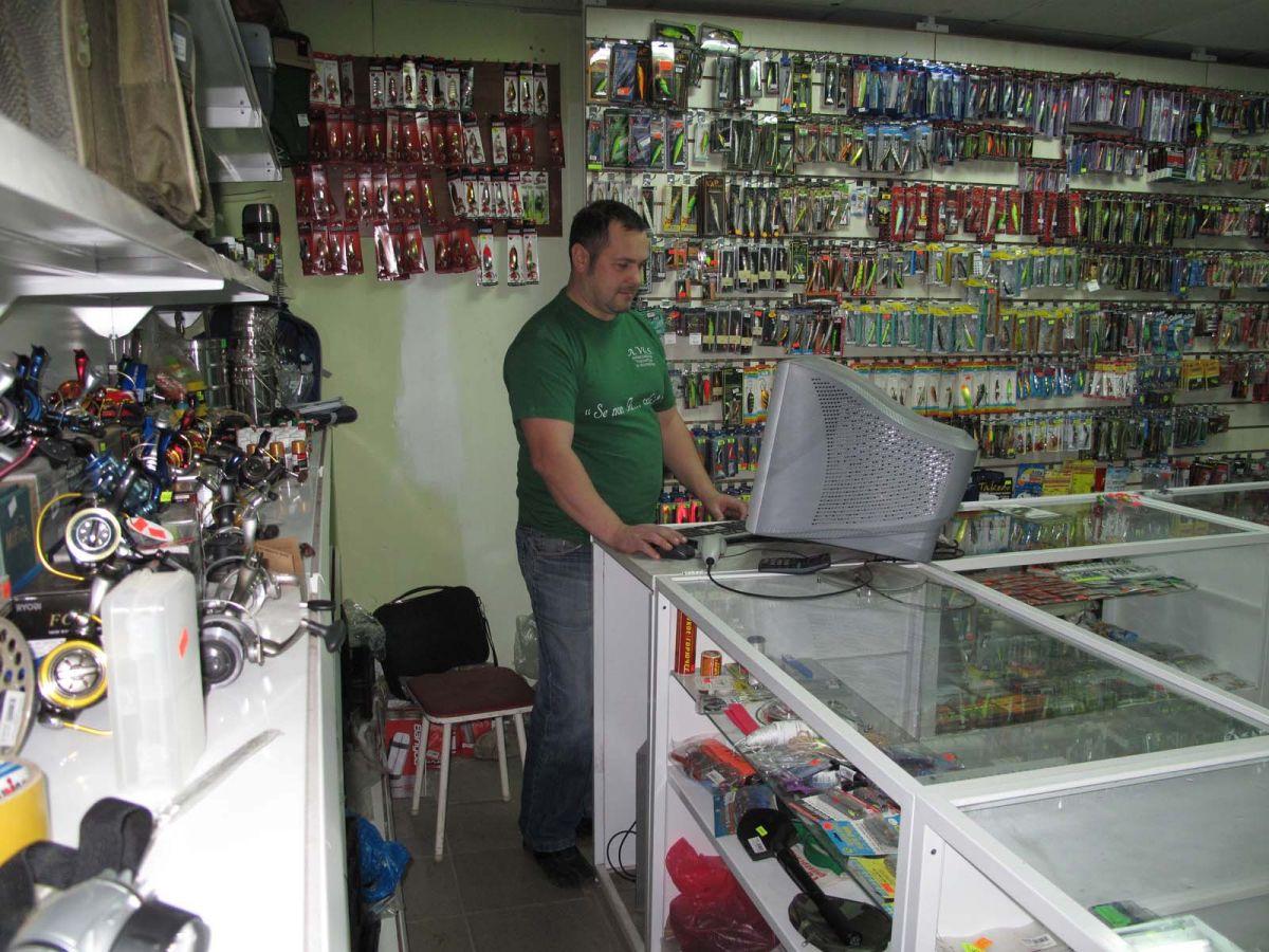 Закупка рыболовных товаров для магазина