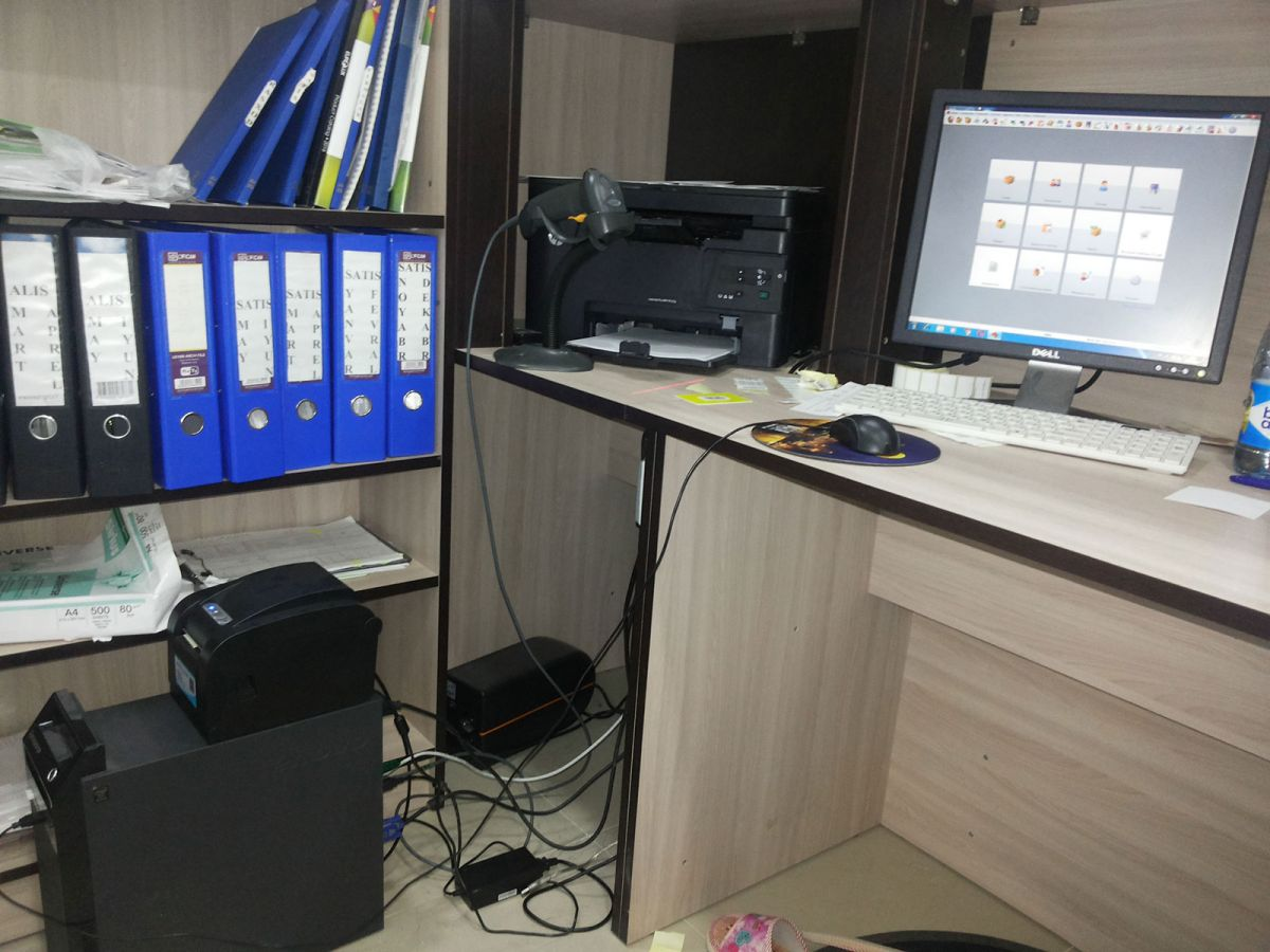 Программа автоматизации , магазин, стройматериалы - Баку
