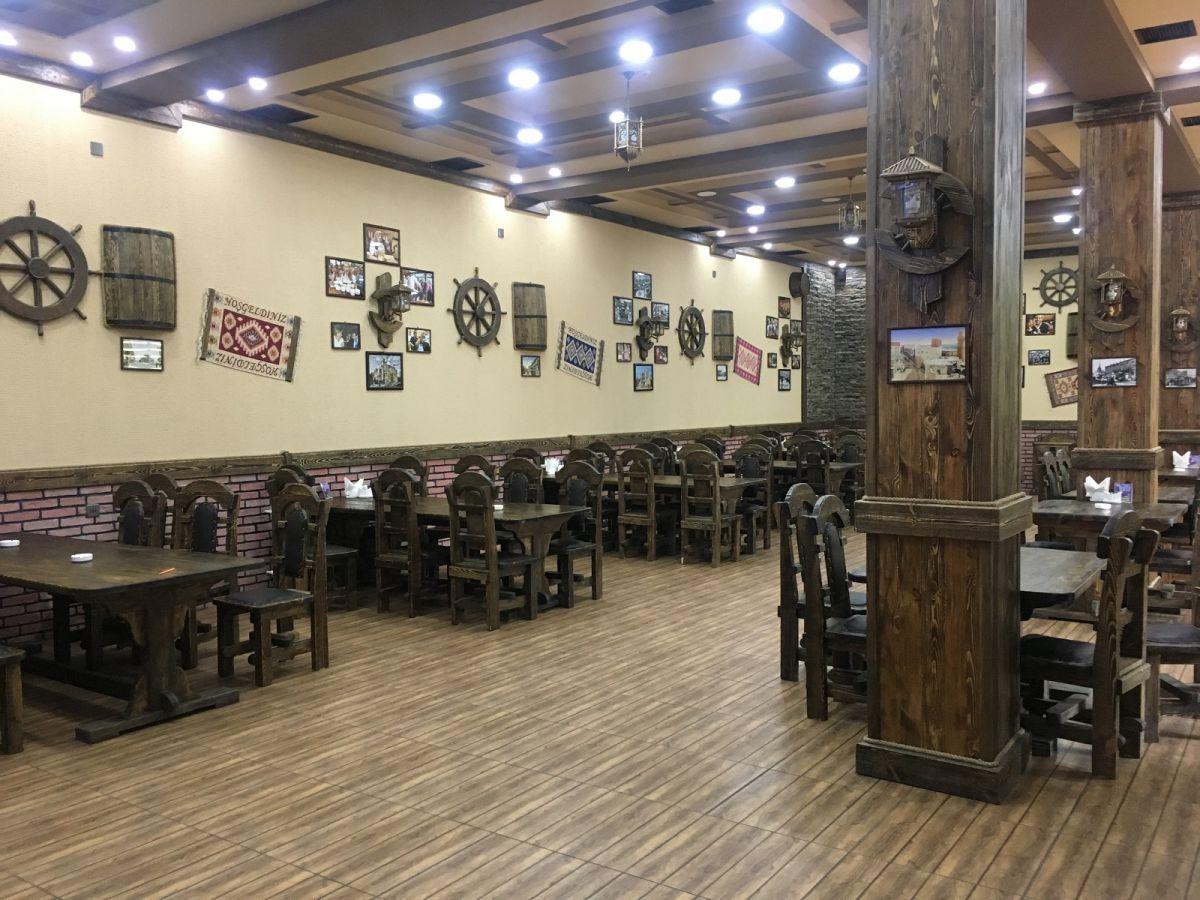 Программа автоматизации , ресторан - BAKU