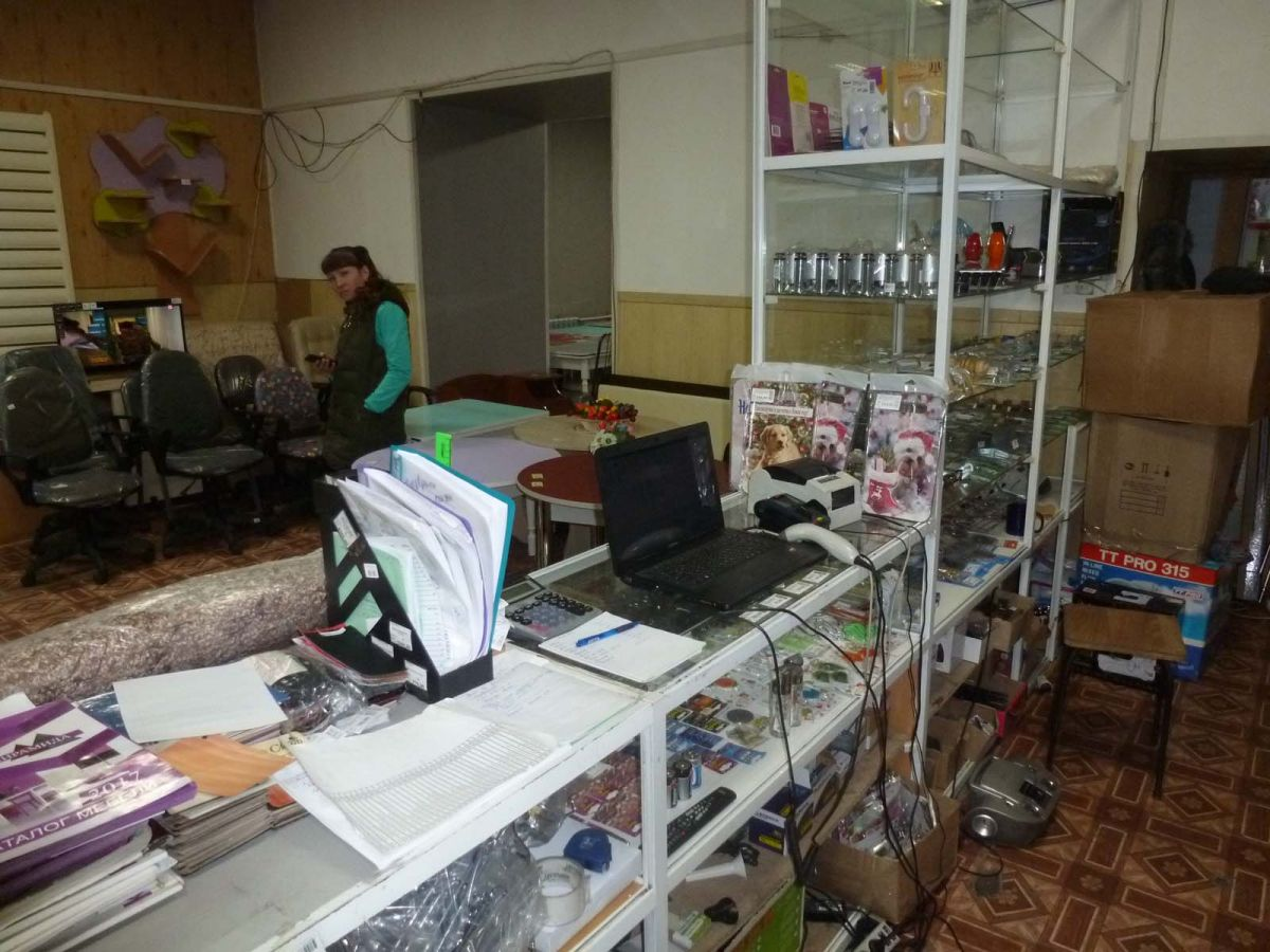 Программа автоматизации магазин, стройматериалы - Балей