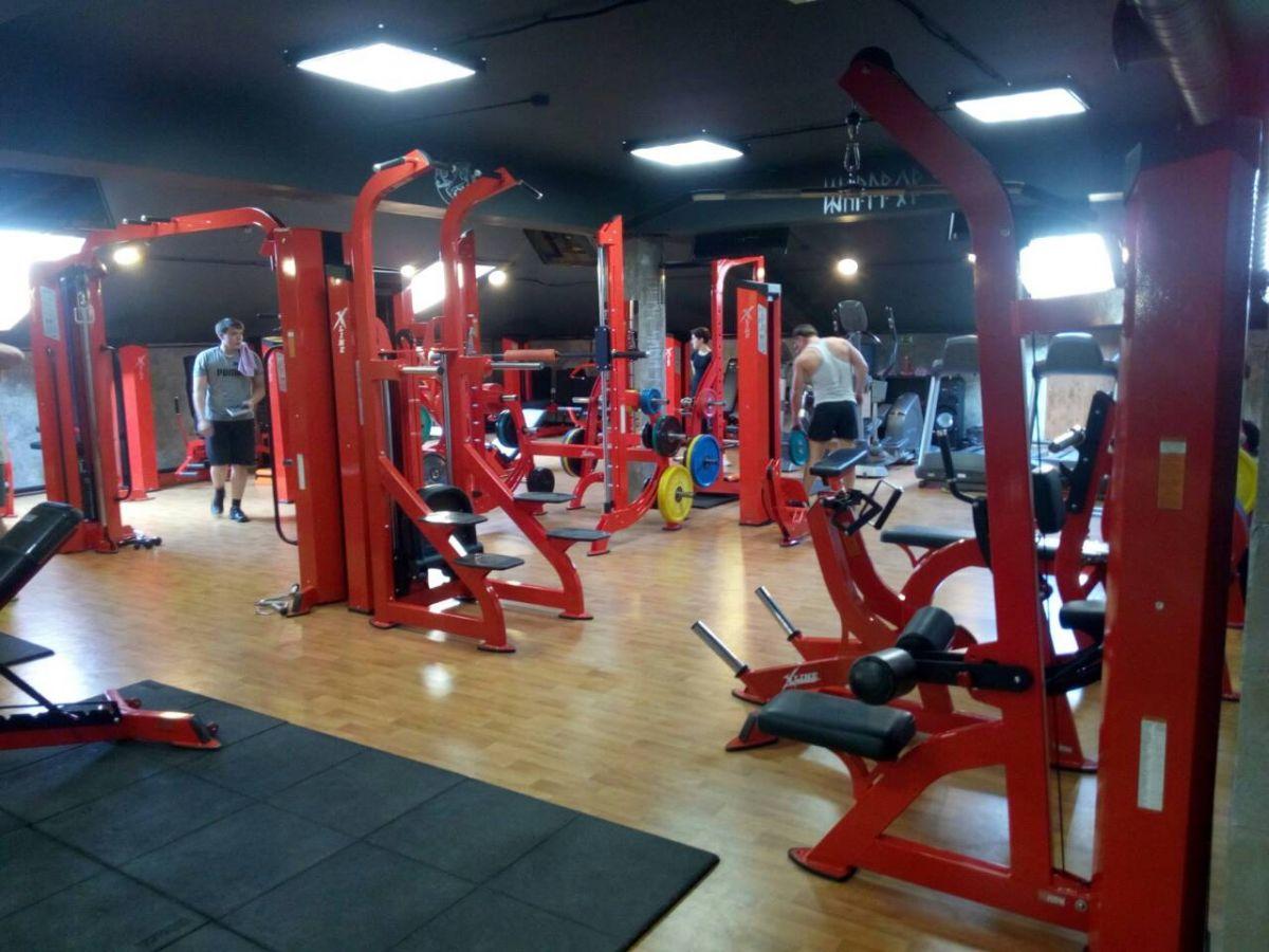 Программа автоматизации фитнес центр, фитнес клуб, кафе - Кунгур