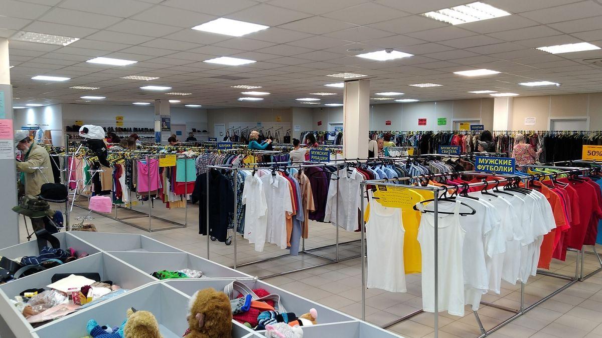 Программа автоматизации магазин, магазин одежды, сеть магазинов - Вологда