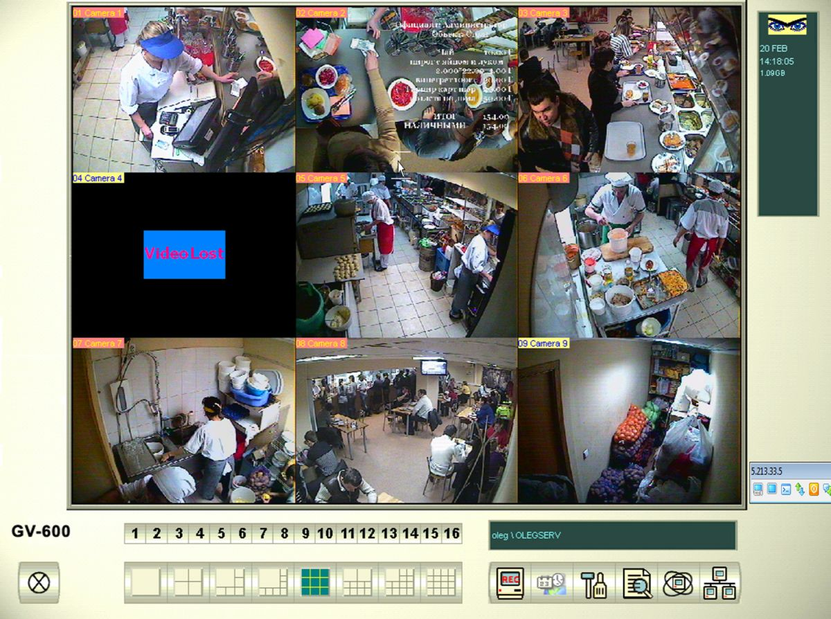 Программа автоматизации ,магазин, кафе, фаст-фуд, столовая, сеть ресторанов, бар, видеонаблюдение - Москва