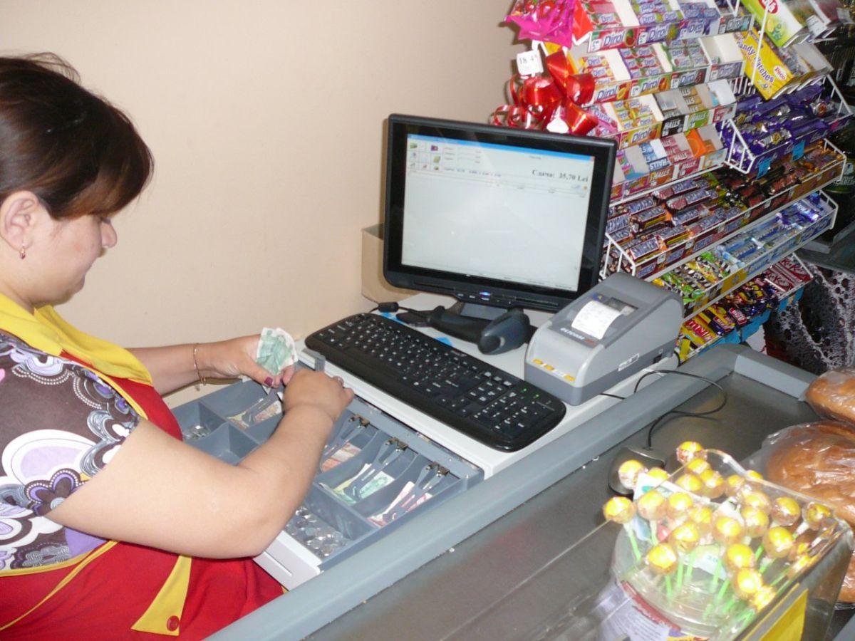 Программа автоматизации ,супермаркет,магазин - Кишинев