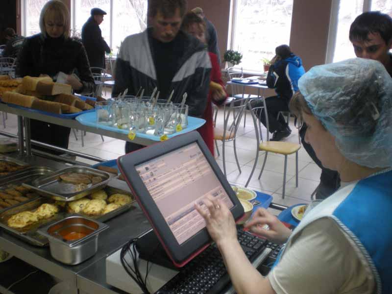 Программа автоматизации столовая, фаст-фуд, кафе - Пермь