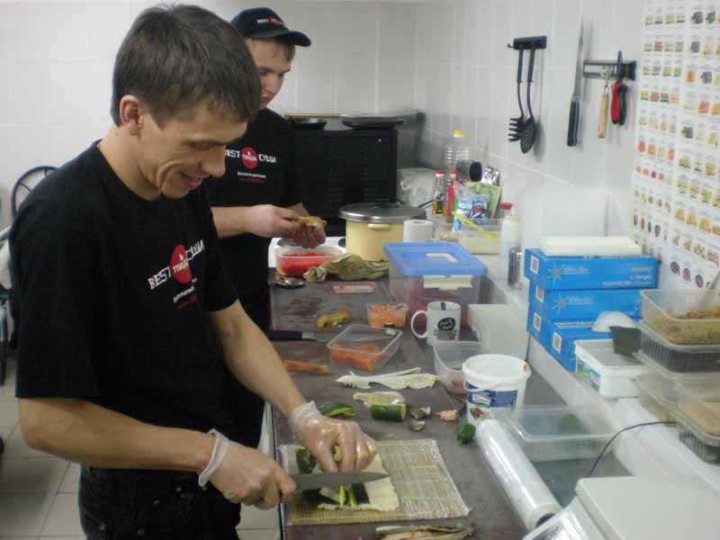 Программа автоматизации кафе, бар, пиццерия, ресторан - Пермь