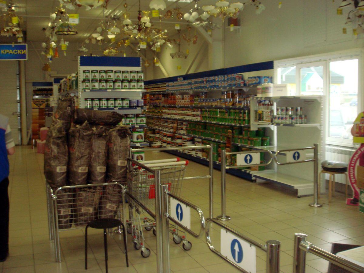 Программа автоматизации ,магазин, магазин промтовары, стройматериалы, супермаркет - Москва