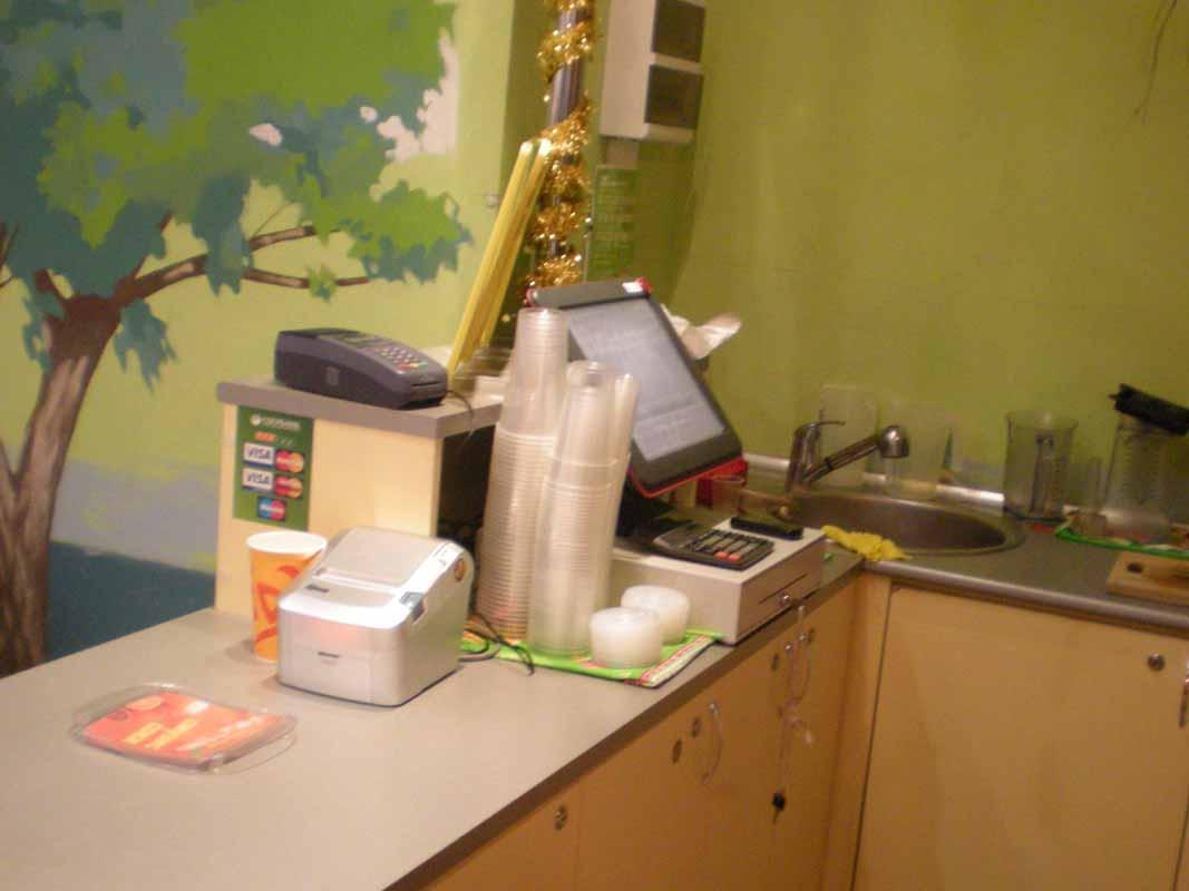 Программа автоматизации кафе, фаст-фуд, бар - Пермь