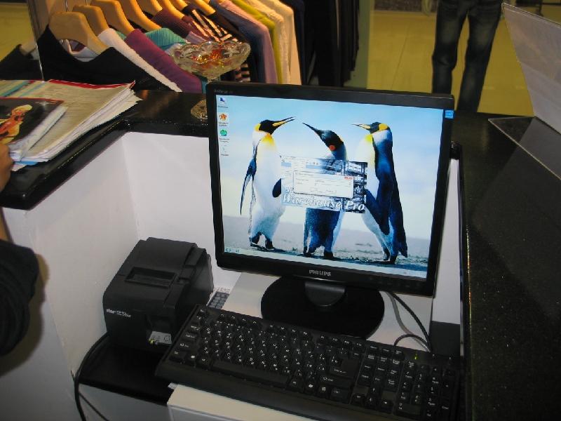 Программа автоматизации ,бутик, одежда,магазин,54ФЗ, 54-ФЗ  - Липецк