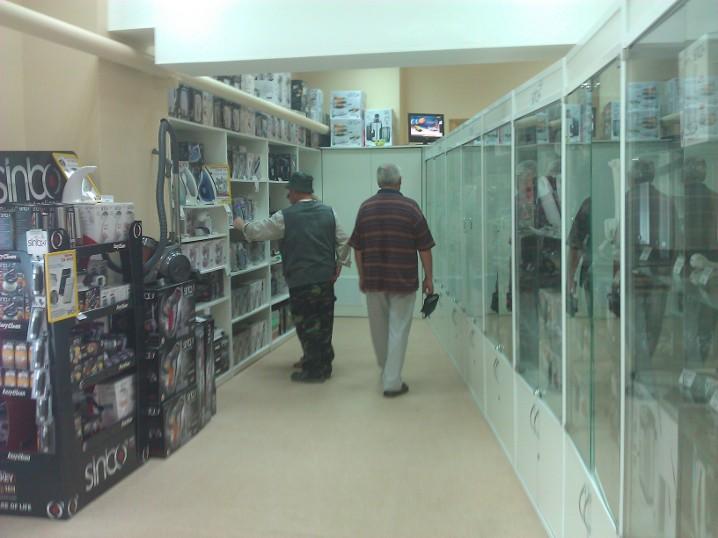 Программа автоматизации магазин, бытовая техника - Сыктывкар