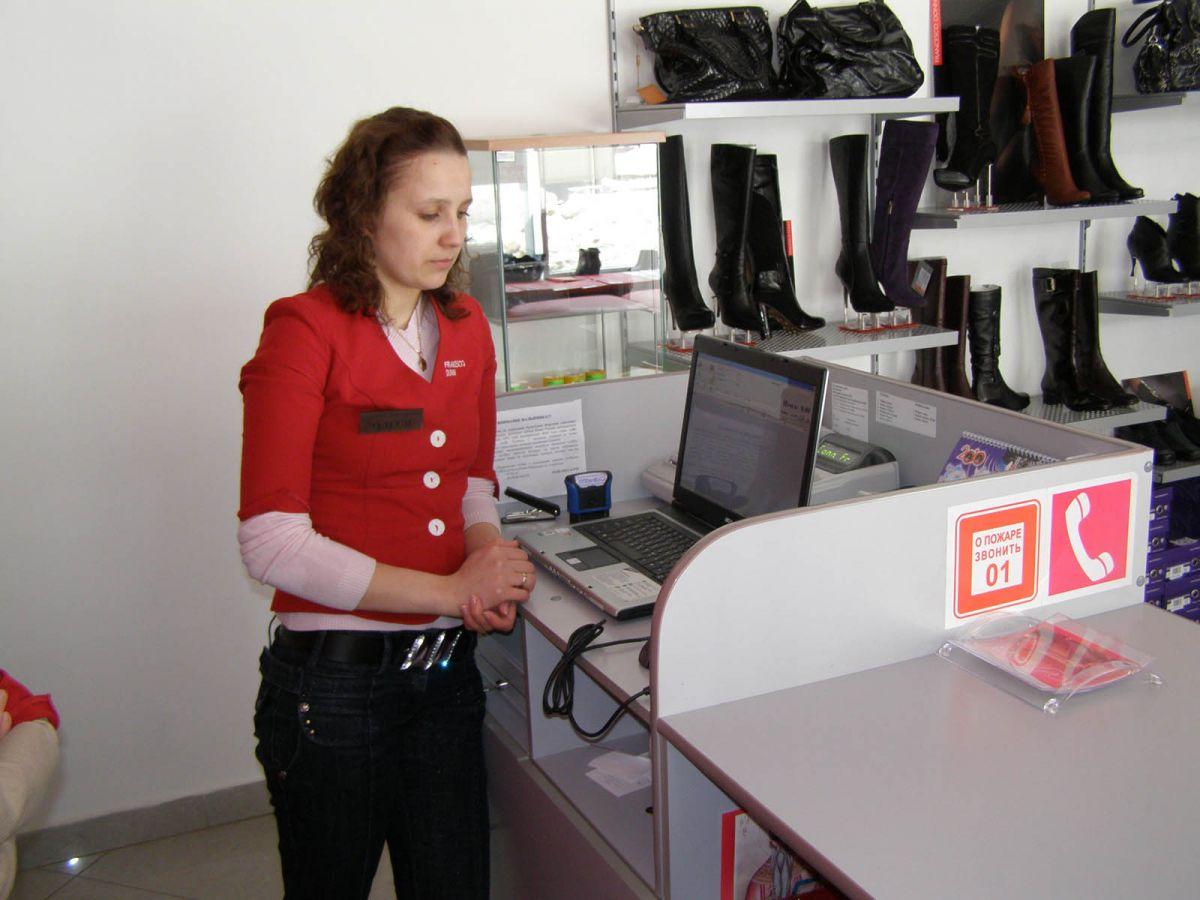 Программа автоматизации ,магазин, магазин промтовары,   обувь - Саранск